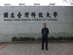 Drew in Taipei