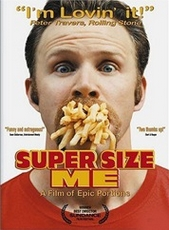Supersize Me - poster