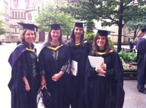 2012 summer graduations